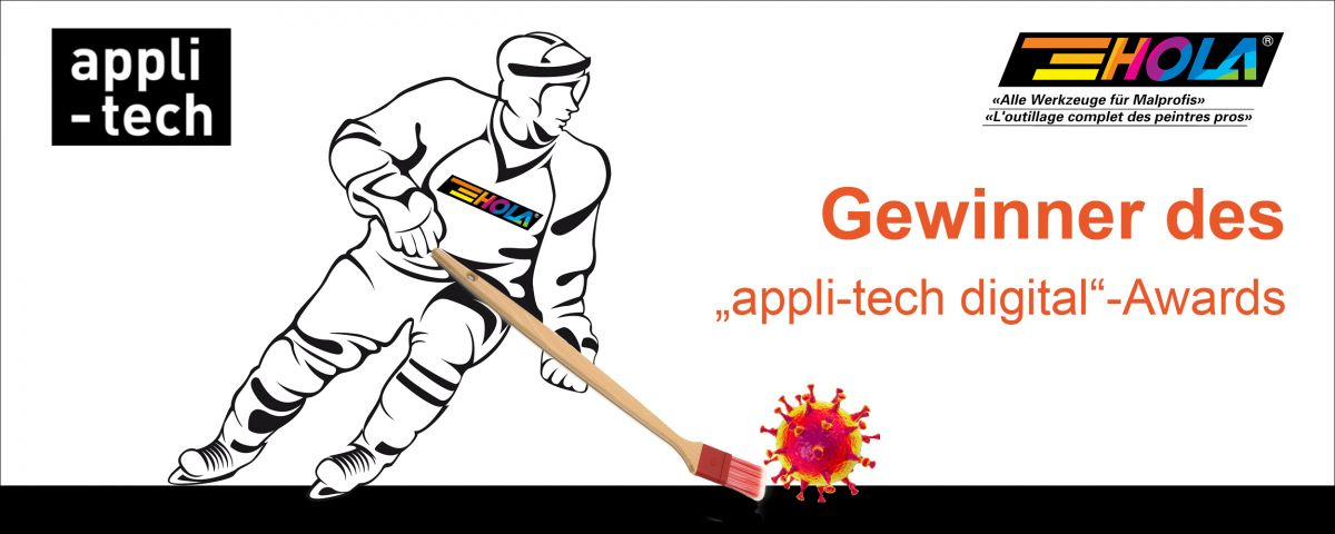 "Gewinner ""appli-tech digital""-Award"