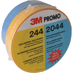 3M™ Scotch® UV-Abdeckband, gold, 244, Promotion