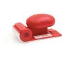 3M™ Handblock mit integriertem Rollenspender rot, 63 x 120 mm